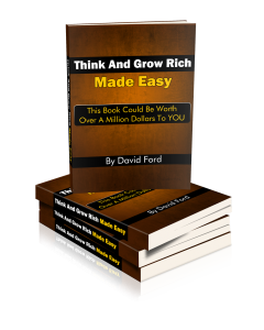 Think And Grow Rich Made Easy